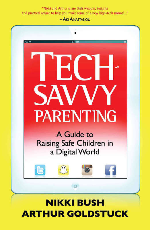 Tech Savvy Parenting Cover