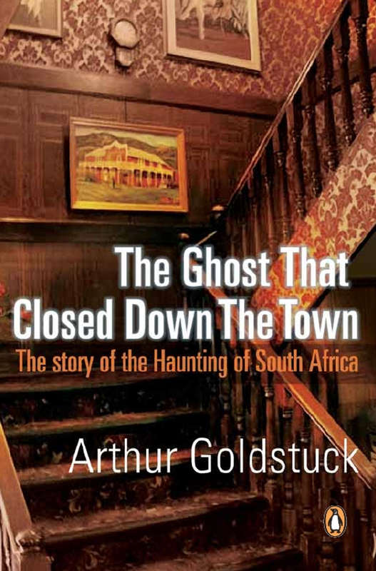 The Ghost That Closed Down The Town Cover
